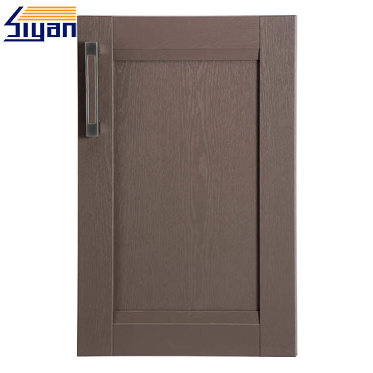 European Shaker Style Kitchen Doors Replacement , Custom Shaker Cabinet Doors